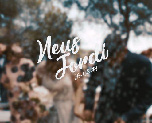 Trailer Jordi & Neus